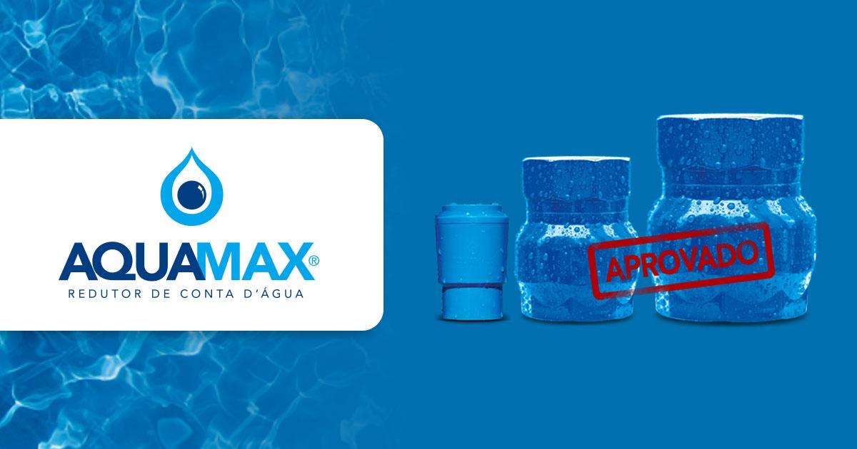a0e59afe029 AQUAMAX – Bloqueador de ar Aquamax – Fábrica de redutor de conta d agua