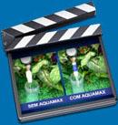 Como o Aquamax® sabe diferenciar ar de água
