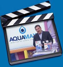 Aquamax no SBT - Programa do Ratinho
